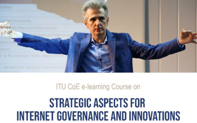 """Strategic Aspects for Internet Governance and Innovations"", 4-11 March 2019"