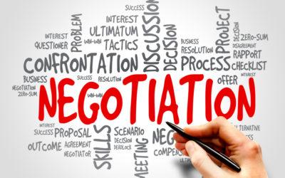 Negocjacje dla menedżerów – jak zwyciężać bez konfliktów? (14-15.05.2019)