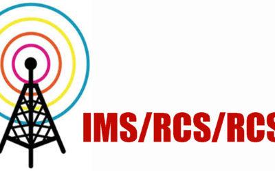 IMS/RCS/RCSe (6-7.08.2019)