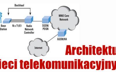 Architektura sieci telekomunikacyjnych (16-17 grudnia 2021)