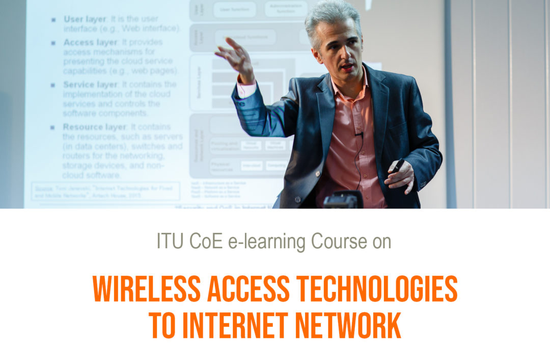 Wireless Access Technologies to Internet Network (9–16 March 2020)
